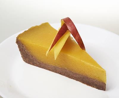Vegán Mangós sütemény