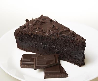 Csokimázas csokitorta
